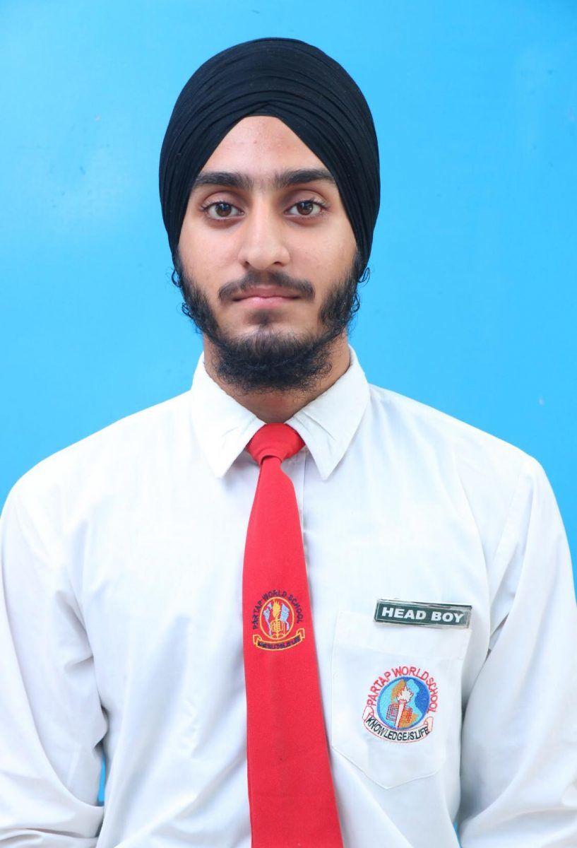 Manotejasv Deep Singh