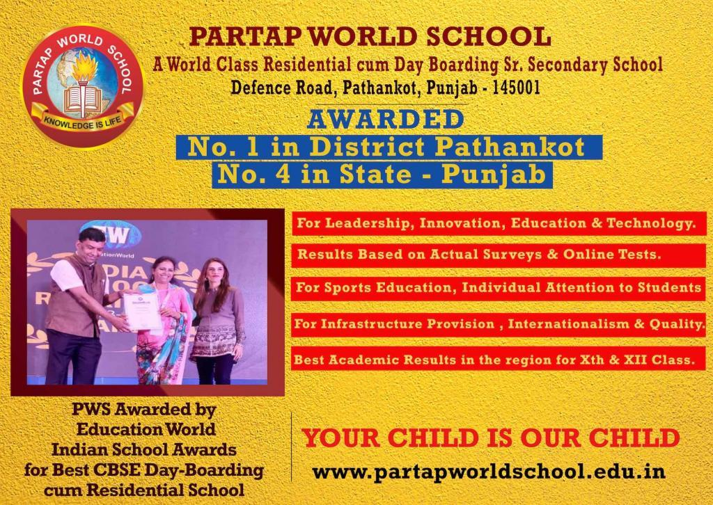 Best School in Pathankot