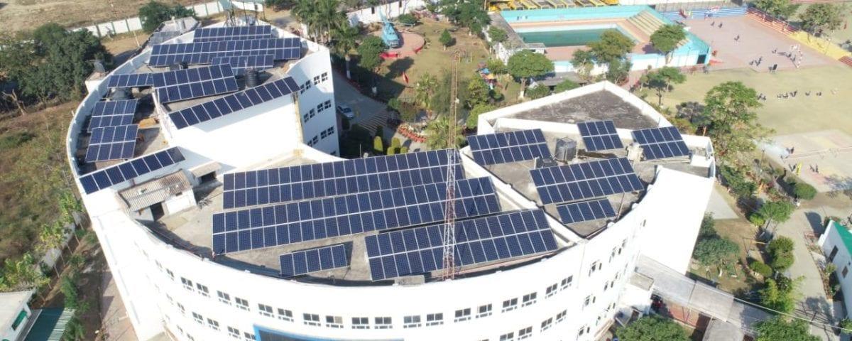 PWS Photovoltaic Solar System