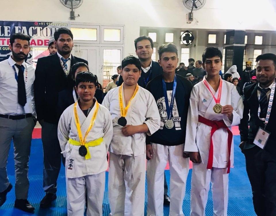 State Karate Championship